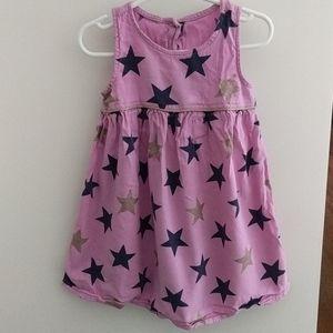 Gymboree Star Dress